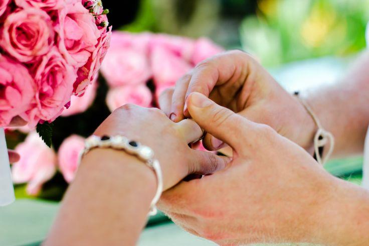 Wedding Ring moment