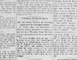 """""""Pindall Hurries Back…Call for Extra Session of Arkansas Legislature the Assigned Reason. St. Louis, May 14- Xenophon O. Pindall, acting governor of Arkansas arrived here Thursday from Washington & departed at 9 o'clock for Little Rock. Gov. Pindall said he had taken possession of the office, but...expected to walk into the governor's office on his return & Hamiter would give up possession."""" Source: Bryan Morning Eagle. (Bryan, Tex.) 1898-1909, May 15, 1908, Image 2."""