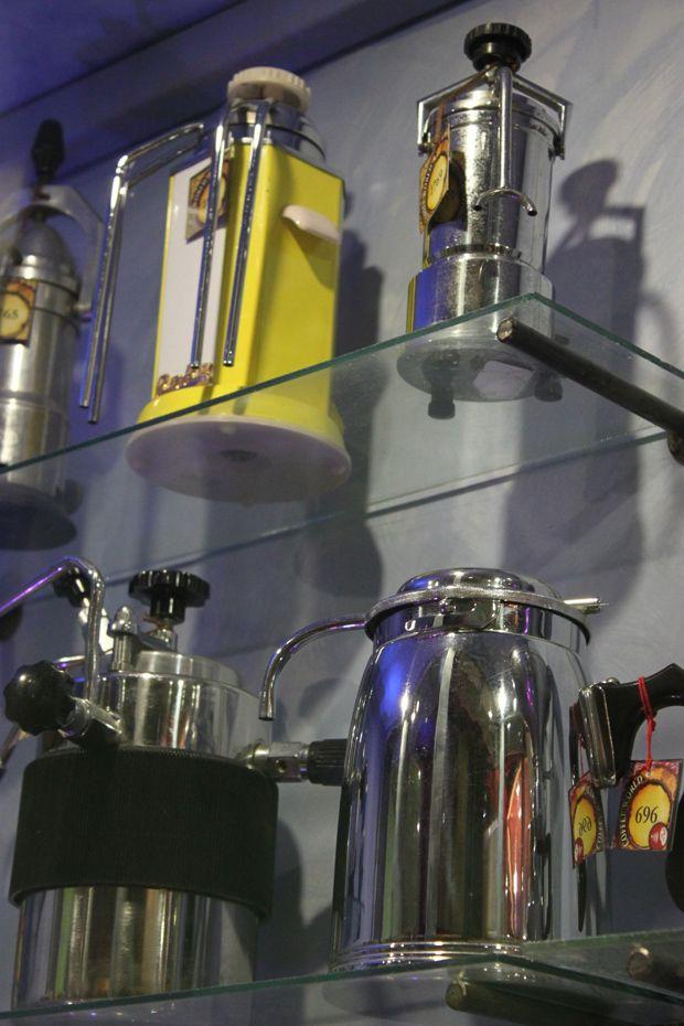 Coffee Works Museum, Mareeba   Atherton Tablelands   Queensland   Australia