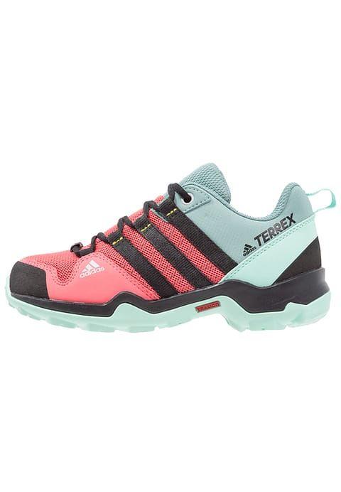 check out a732c 2b008 adidas Performance TERREX AX2R CP - Chaussures de randonnée - tactile pink core  black easy green - ZALANDO.BE   Isaure