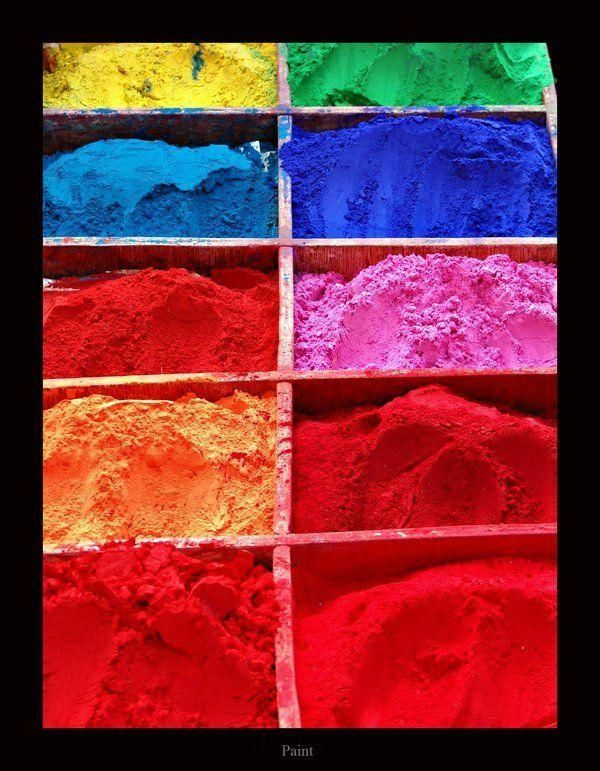 colourful world.**