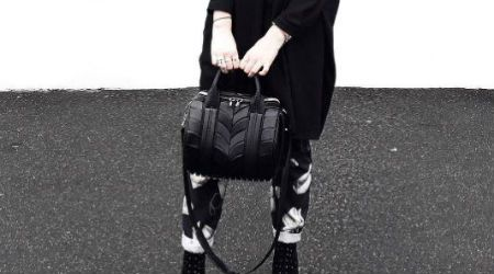 Get the look for less: Alexander Wang Rocco Bag