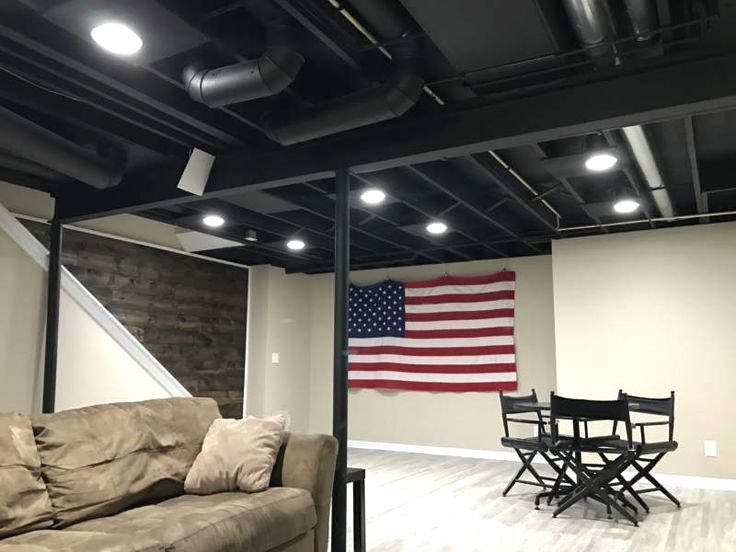 unfinished ceiling ideas on 25 Astonishing Unfinished Basement Ideas That You Should To Apply Basement Ceiling Exposed Basement Ceiling Basement Remodeling