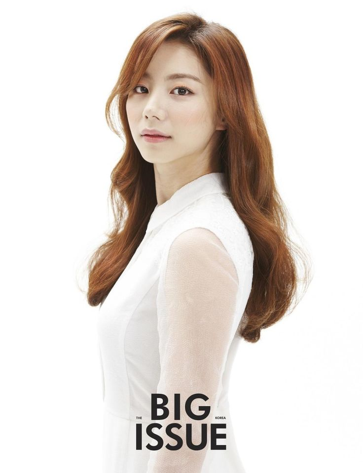 Park Soo-jin // The Big Issue // May 2013