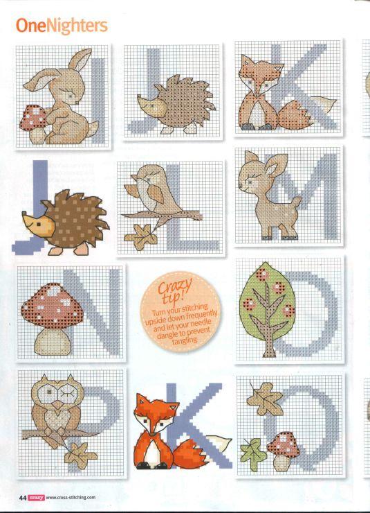 Gallery.ru / Photo # 30 - Cross Stitch Crazy 160 + application in February 2012 Free birthd - tymannost