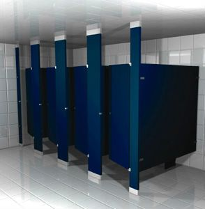 145 best restroom partitions images on pinterest for Bathroom stalls for sale