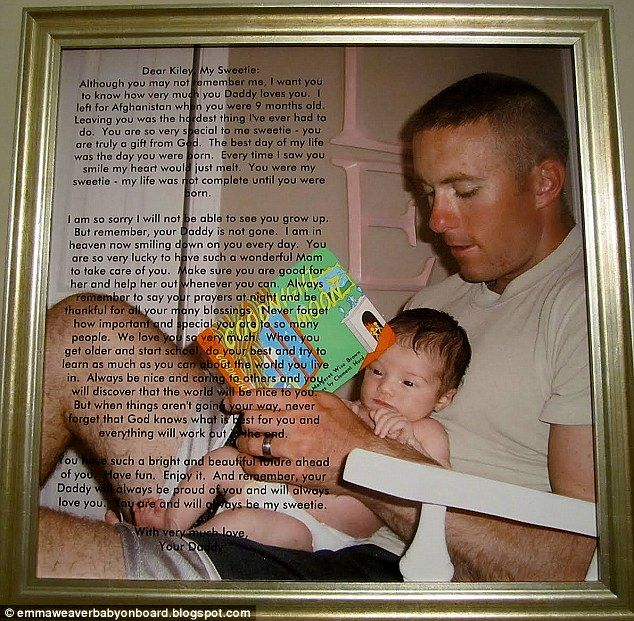 Military Father Daughter Quotes: 'Daddy Will Always Love You': Soldier's Heartbreaking