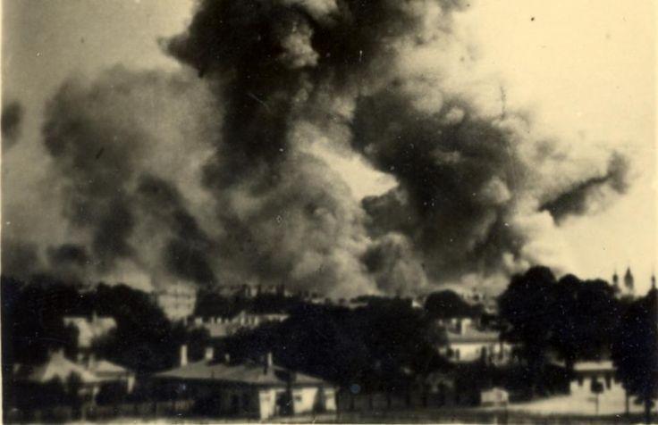 Bombardowanie Lublina