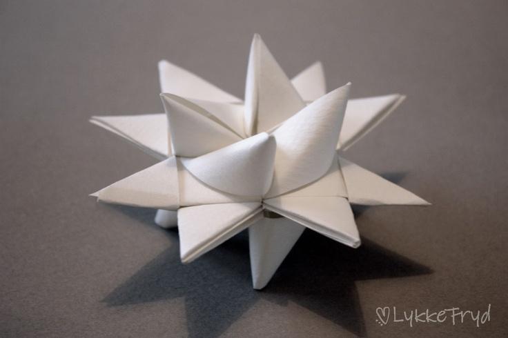 Happiness Rejoice: {DIY} Paper Stars