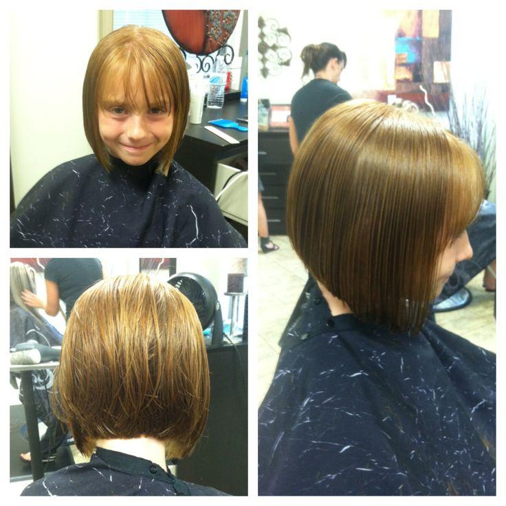 Cool Summer Haircuts Cute Bob And Kid Summer On Pinterest Short Hairstyles For Black Women Fulllsitofus