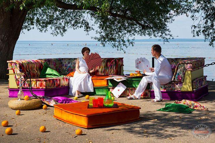 Модульный диван Куба коллекции Selecta, цены и фото   Купить модульный диван со скидкой в Москве