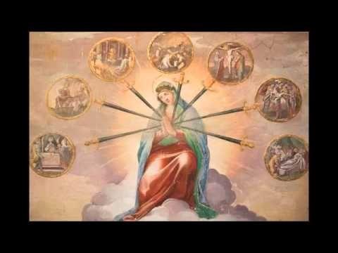 MI RINCON ESPIRITUAL: Los siete dolores de la Santísima Virgen María