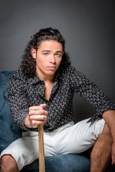 """""""Hamilton"""" fever has taken over Broadway, in parts thanks to the electric performances of its critically acclaimed cast. Anthony Ramos, who plays John Laurens and Philip Hamilton in the musical, had roles in various regional shows and national tours before making his debut on the Great White Way."""
