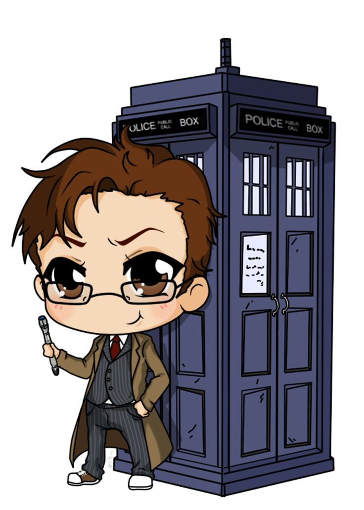 10th Doctor Who by Mibu-no-ookami.deviantart.com on @deviantART