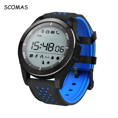 SCOMAS F3 BEST ANDROID WATCH PEDOMETER FITNESS TRACKER SMARTWATCH REMOTE CAMERA