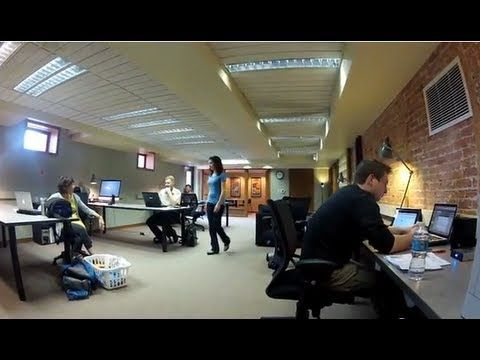 WorkSpace: a glimpse into Eau Claire's co-working scene - YouTube