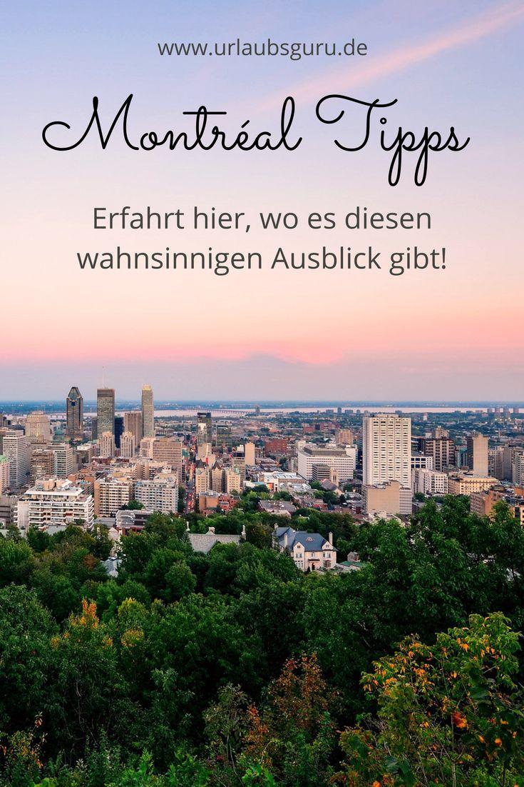 Montréal Tipps für die kanadische Stadt