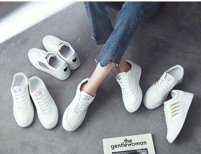 Sepatu Sneakers Fashion Wanita Jc Sw 8147 W001 Weight 700 Gr