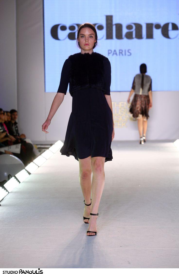 Cacharel catwalk