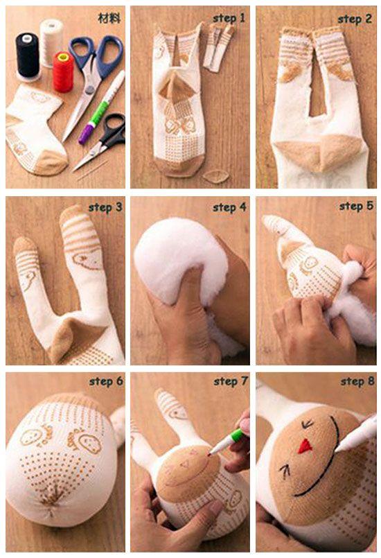 patron couture chaussettes