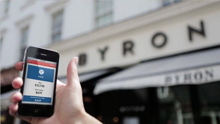 Landlord App Promo, Foursquare-Monopoli
