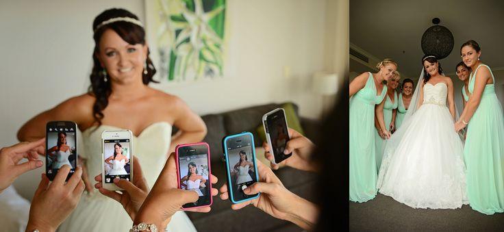 Social media bride