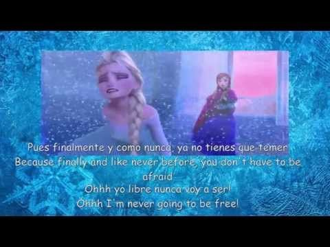 "Frozen - Finalmente y Como Nunca ""For the First Time In Forever"" Reprise (Latin Spanish) - YouTube"