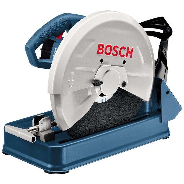 Bosch Chop Saw GCO 2000 Heavy Duty Saw Complete With Abrasive Disc size 355 mm... Disc bore size 25.4mm... EAN 3165140558389...Power Tools UK Store