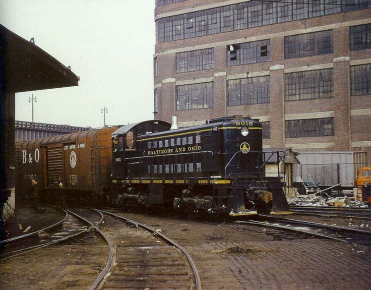 8015 January 1961 West 26th Street Yard, Manhattan