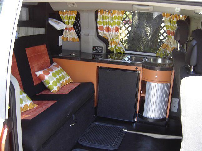 2012 Other Dodge Grand Caravan Illusion Minivan Camper