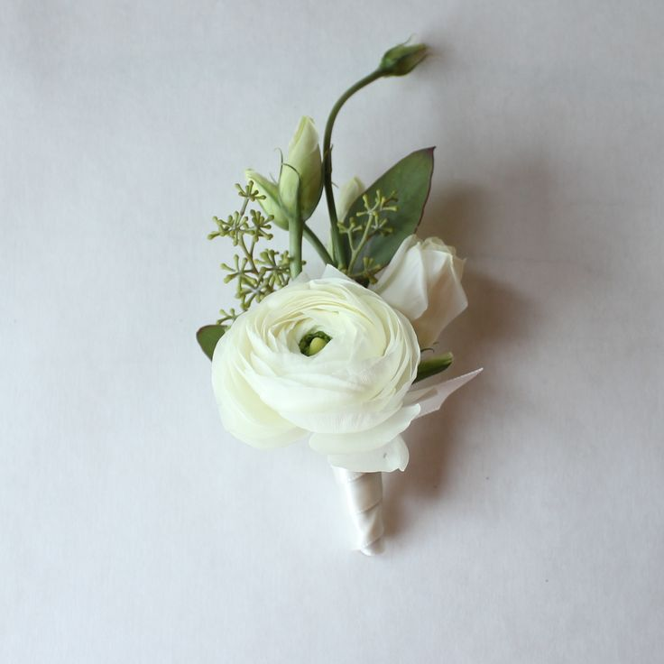"""""""The Club"""" Boutonniere"""