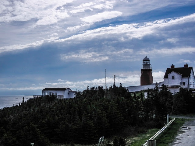Lighthouse, Twillingate, Newfoundland