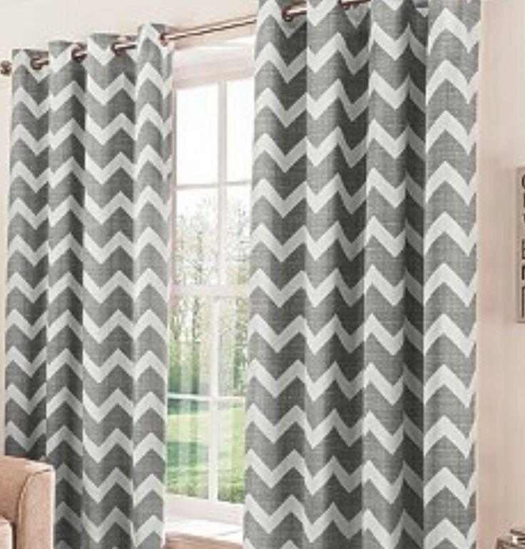1000 Ideas About Grey Chevron Curtains On Pinterest Grey Chevron Curtains And Chevron