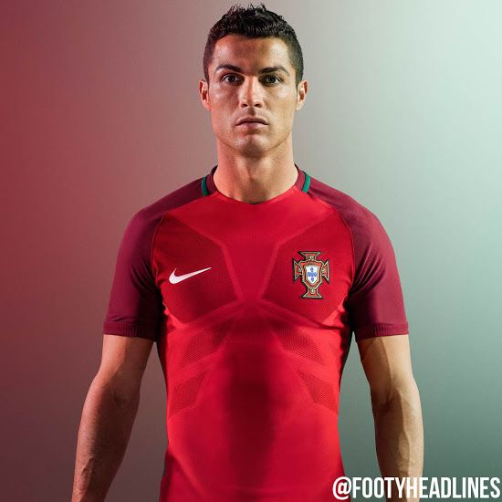 Portugal Euro 2016 Kit Released - Footy Headlines
