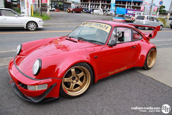 RAUH-Welt BEGRIFF : Shingi's RWB 964