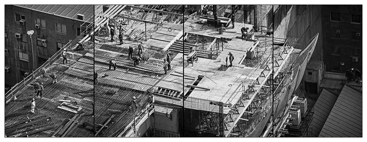https://flic.kr/p/LBqsYk | PAISAJE / Trabajadores | [ Calle Huérfanos…