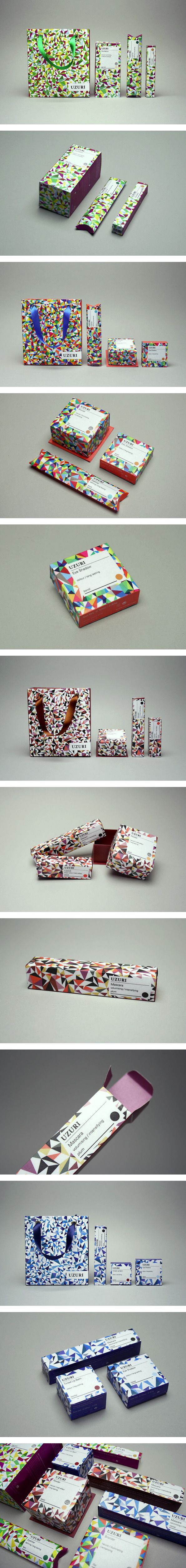Uzuri – Seasonal Makeup Collections by Chloe Galea
