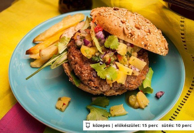 Karibi burger