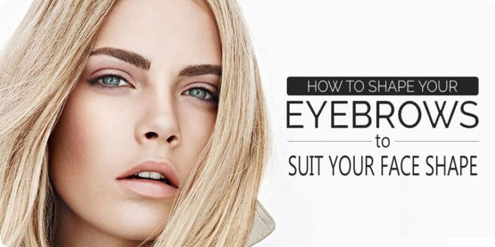 How To Shape Your Eyebrows? | Gloria Magazine