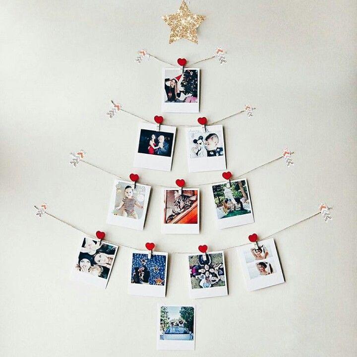 Fotograflarla yılbaşı ağacı