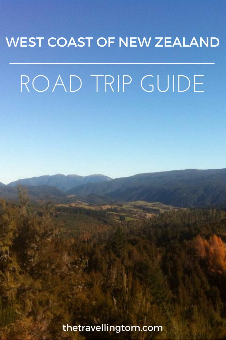 A West Coast of New Zealand road trip is something that you have to do while travelling around this amazing country. The route takes in amazing places such as Wanaka and Franz Josef and some incredible scenery as well!
