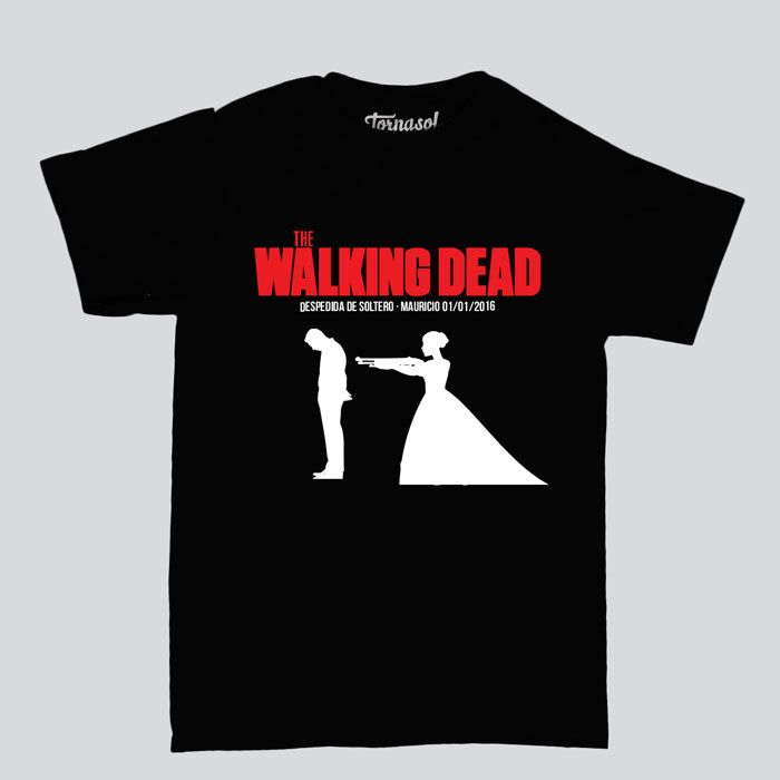 Playera | Walking