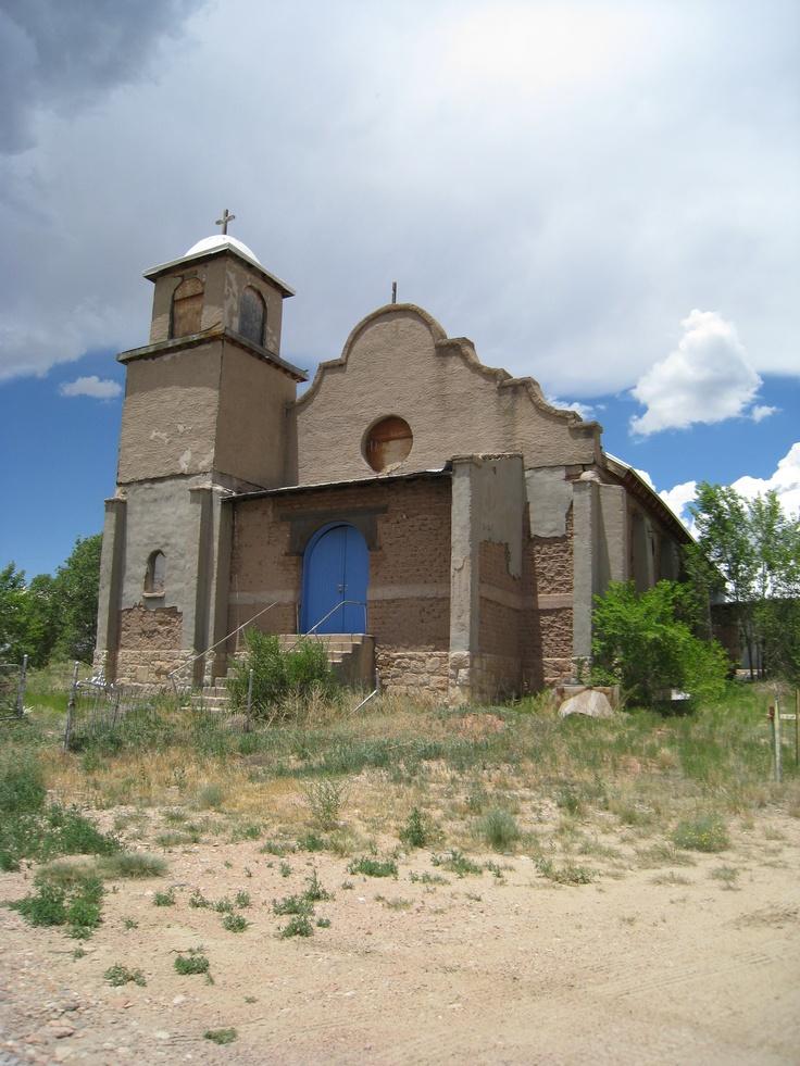 Lamay, Pecos, New Mexico