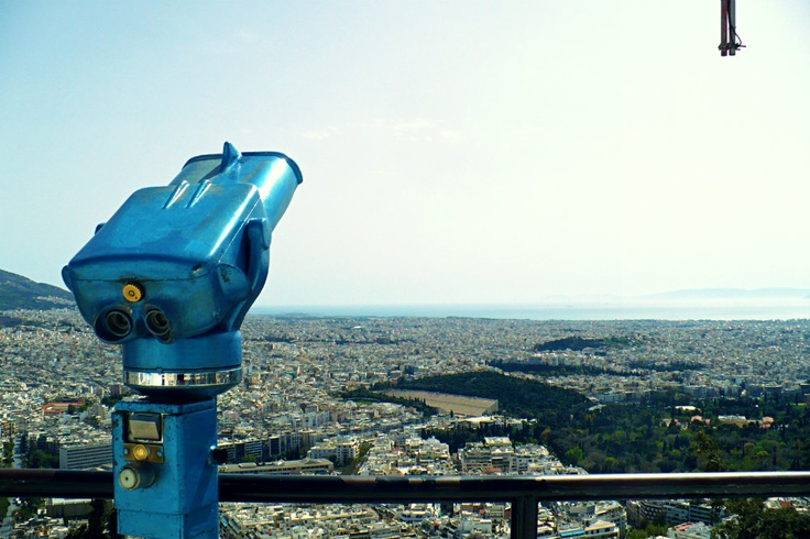 Walking Athens - Route 11 / Lycabettus