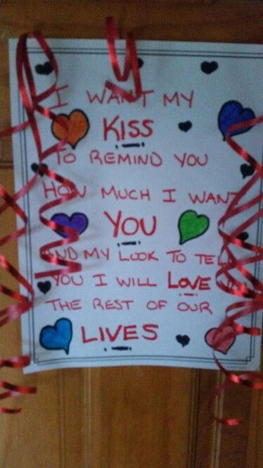 Romantic ideas for her