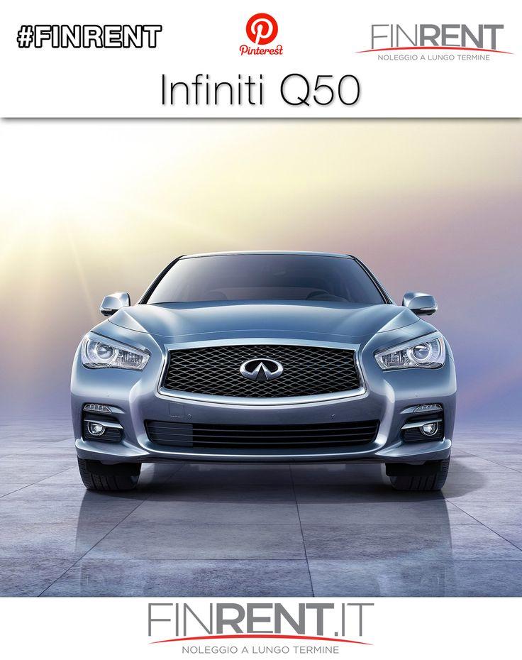 Inifiniti Q50 | Finrent.it http://www.finrent.it/infiniti-q50-23048/ La #InfinitiQ50 è una berlina media di segmento D, e rappresenta il nuovo corso di Casa #Infiniti.