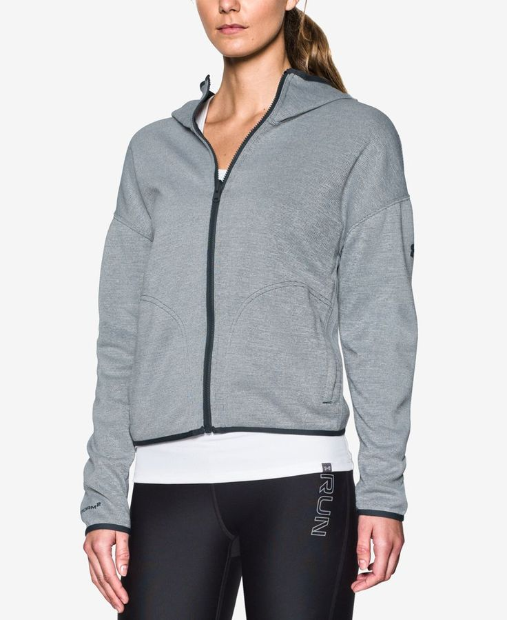 Under Armour Double Threat Storm Water-Resistant Jacket