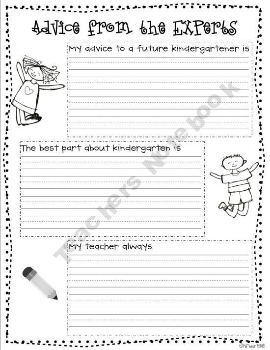 Advice from the Experts K-3: Years Ideas, Student, Cute Ideas, Income Kids, Teacher Notebooks, Teacher Tada, Schools Ideas End