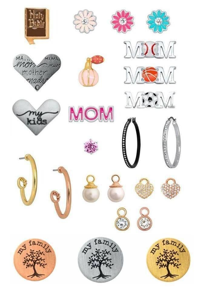 Check out our new Mother's Day items from Origami Owl Custom Jewelry. Some are limited edition so get them while you can! Visit www.kalabranscum.origamiowl.com to get yours today!