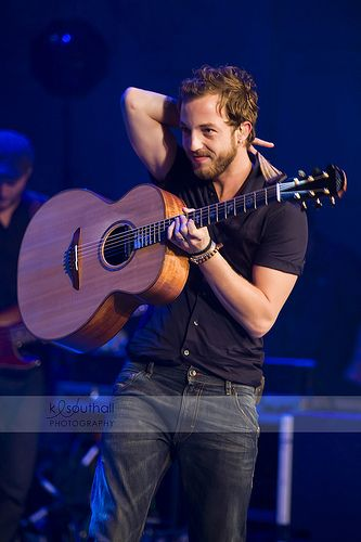 James Morrison! Love his voice!!